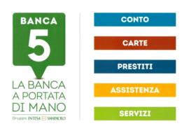 Sportello Banca5