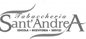 Tabaccheria Sant'Andrea Logo BN